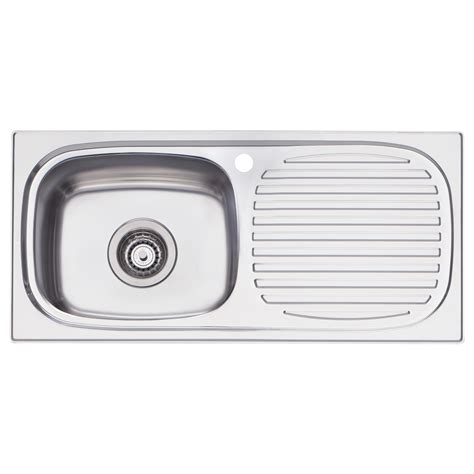 Oliveri Sink Accessories by Martini Single Bowl Sink With Drainer Oliveri