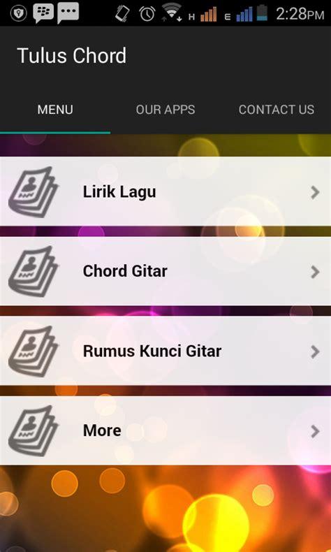 tutorial gitar teman hidup tulus teman hidup chord android apps on google play