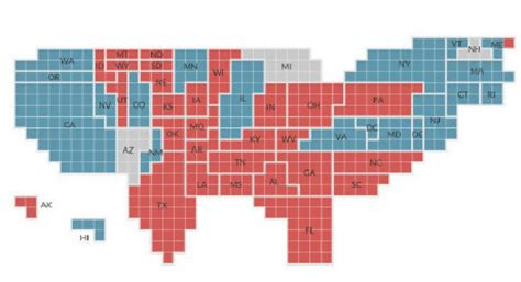 us electoral map understanding the u s election in three maps toronto
