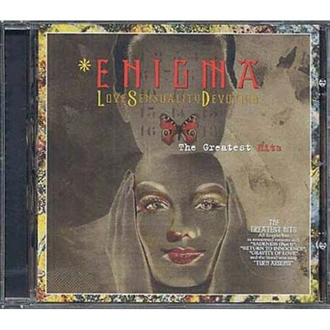 the best of enigma sensuality devotion best of enigma cd album