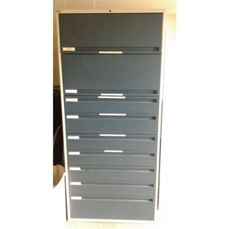 used microfilm storage cabinets data tape file cabinet microfiche storage shelves 78 x