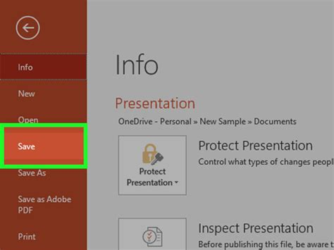 3 Ways To Reduce Powerpoint File Size Wikihow Reduce Powerpoint Template Size