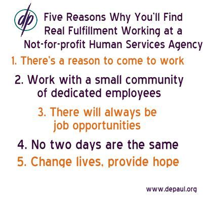 5 Reasons Why Will Never Find You by Five Reasons Why You Ll Find Real Fulfillment Working At A