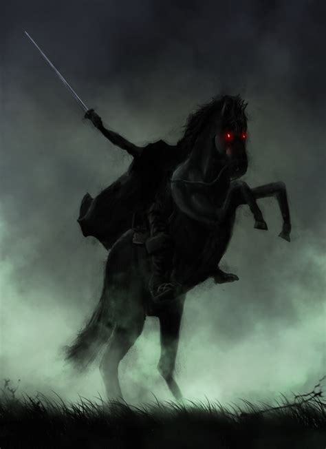 headless horseman speedy by jonake920 on deviantart