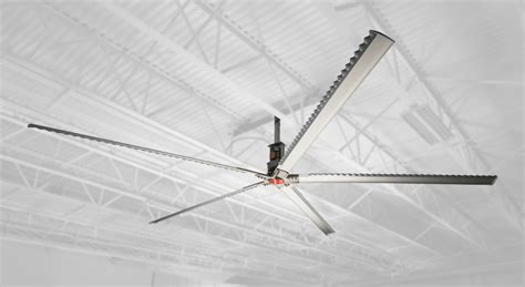 high velocity low speed fans ca hvls fans and controls