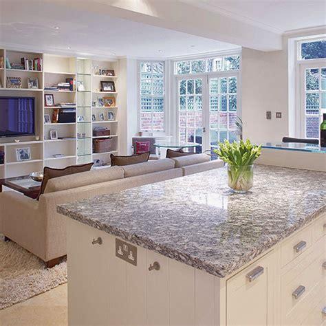 family kitchen ideas open plan kitchen design ideas ideal home