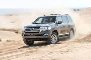 Toyota Landcruser 2017 Toyota Land Cruiser Reviews And Rating Motor Trend
