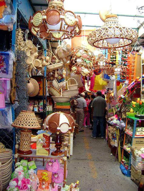 Handcraft Market - handicraft market tequisquiapan queretaro mexico
