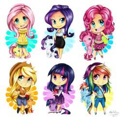 gallery gt cute pony chibi