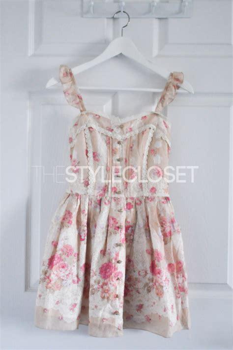 Dress Lysa liz floral dress on storenvy