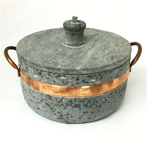Soapstone Cookware - soapstone cooking pots pressure cooking