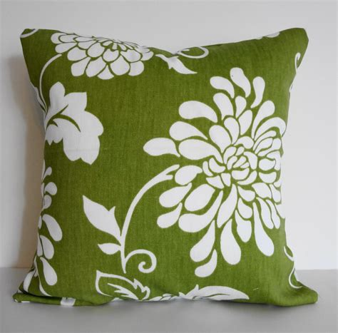lime green decorative pillow cover apple green throw - Apple Green Decorative Pillows
