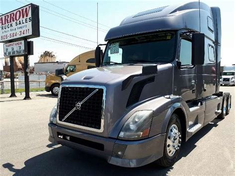 2015 volvo semi for sale 2015 volvo vnl780 sleeper semi truck for sale 751 469