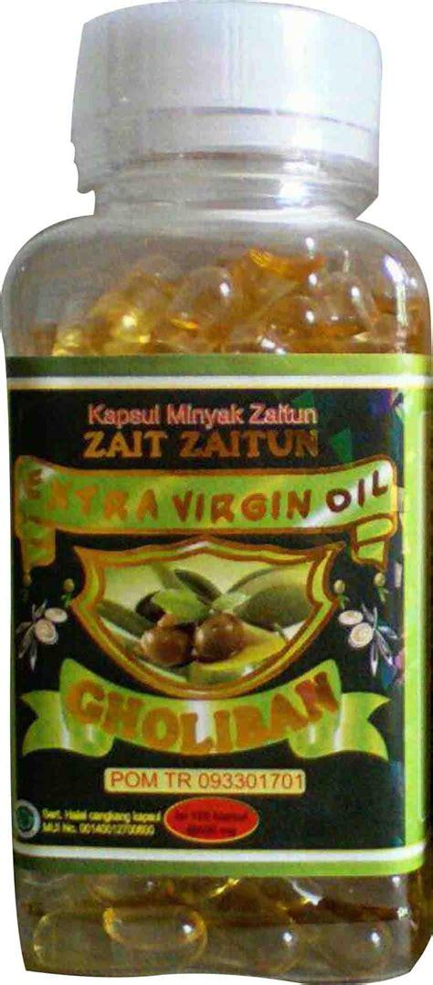 Kapsul Minyak Zaitun Gholiban kapsul minyak zaitun gholiban isi 120