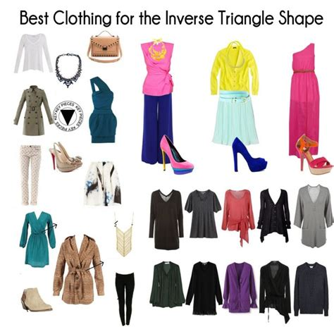 what to wear for your photoshoot body types inverse triangle shape part three personal 17 best inverted triangle body shape images on pinterest