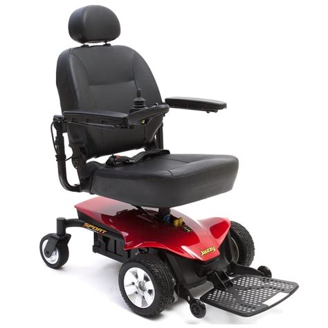 Jazzy Power Chair Manual by Pride Jazzy Sport Portable Power Chair