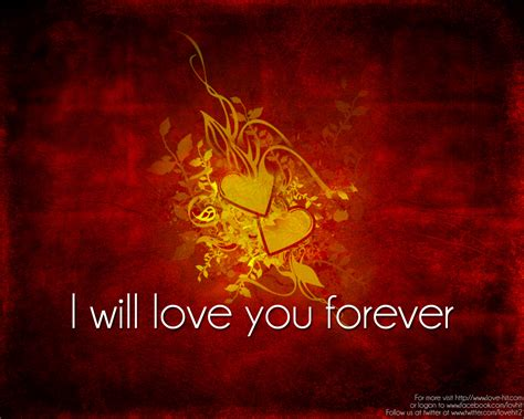 images of i love you forever i will love you forever