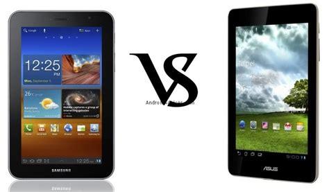 Tablet Asus Vs Samsung asus eee pad memo 370t