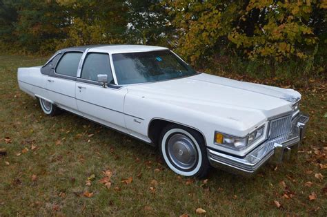 1975 cadillac for sale 1975 cadillac fleetwood for sale 1883627 hemmings motor