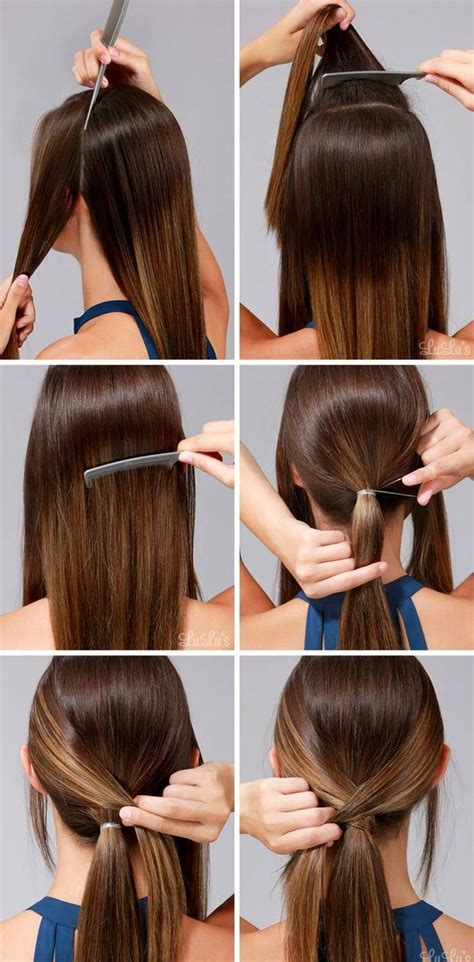 10 Ways To Become Runway Ready 7 Days by 10 Simple And Easy Hairstyling Hacks For Those Lazy Days