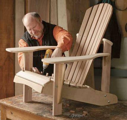 basic carpentry skills  adirondack chair  eli