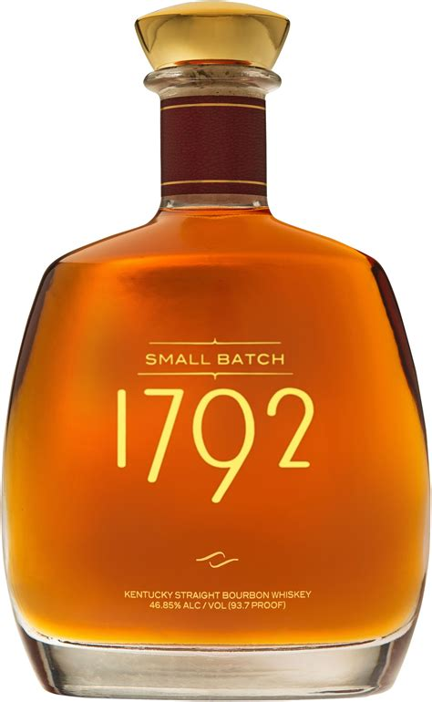 1792 small batch kentucky straight bourbon whiskey at caskers caskers