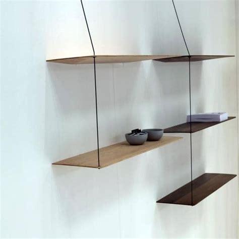 minimalist shelf stedge a minimalistic shelfs system woud
