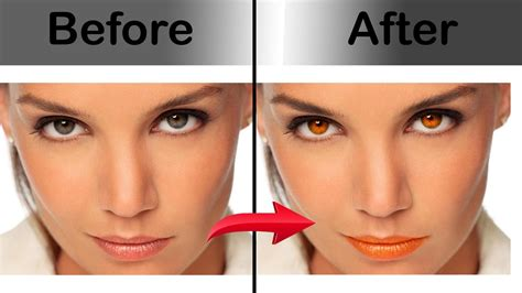 photoshop glossy lips tutorial 1 youtube photoshop tutorial how to change eye lip color in