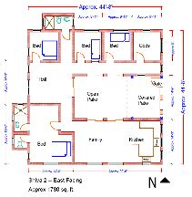 house plans and design modern vastu house plans