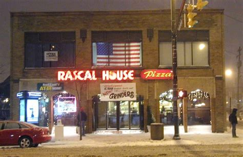 rascal house pizza rascal house pizza cle downtown cleveland pinterest