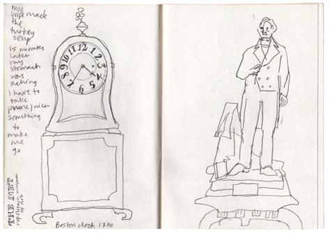 new york sketchbook lucinda rogers sketchbook