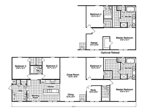 heritage homes floor plans mobile al home design and style heritage home hhp modular plan manufactured floor plans
