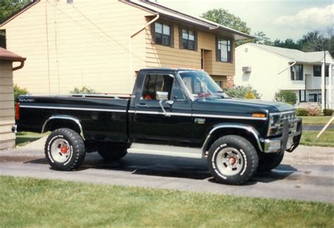 ford f250 explorer panoramio photo of 1984 ford f250 explorer up truck