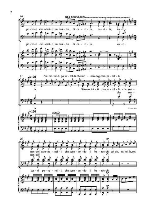 Il Carnevale di Venezia free sheet music by Rossini