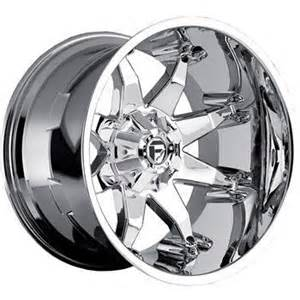 Dish Truck Wheels For Sale Chrome Fuel Octane Rims 20x12 Dish Dodge Chevy 35x12