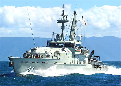 sea patrol boat hmas launceston iii royal australian navy