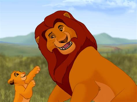 this is the lion kings simba and mufasa in real life simba and mufasa 171 annie s album fan art albums of my