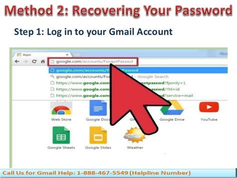 how to your in my how to change your gmail password