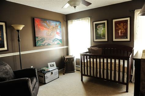 ezra s harry potter nursery if i ever have another little boy the boy who lived