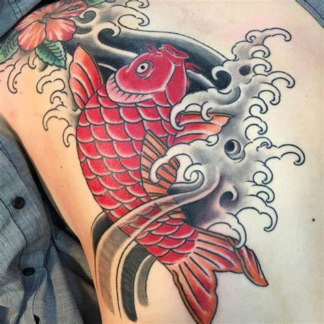koi fish design tattoo 65 japanese koi fish designs meanings true
