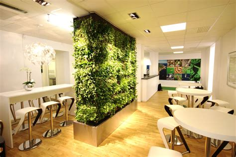 plant partition 8 creative room divider office screen partition ideas