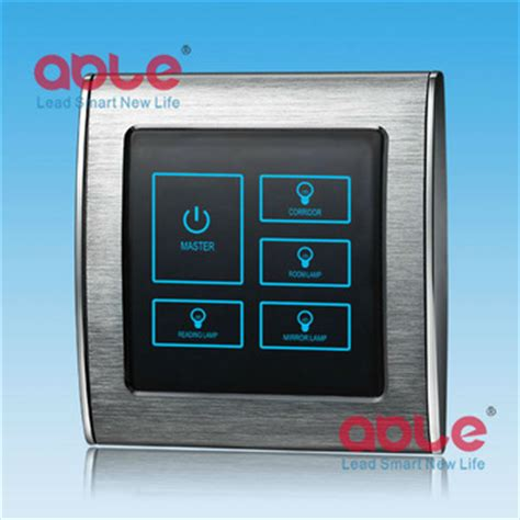 touch screen light switch intelligent touch screen light switch touch switch