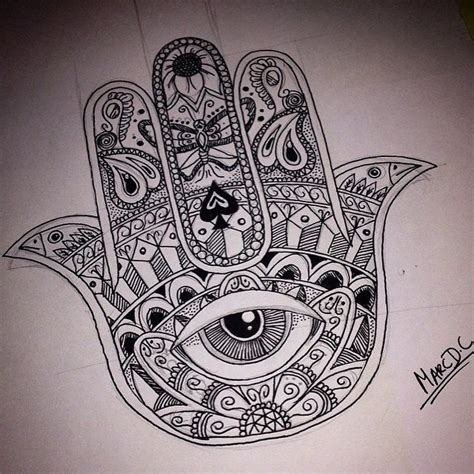 mano de f 225 tima hamsa on instagram