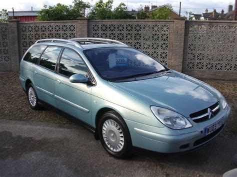 2003 citroen c5 2 2 hdi exclusive for sale on car and