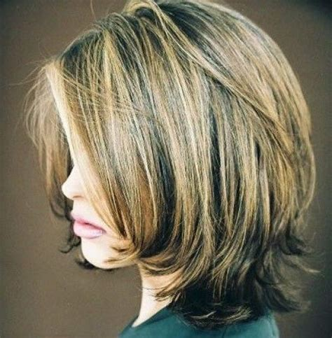 view different hair cuts from the back shoulder 15 best ideas of medium length layered bob hairstyles