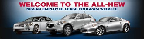 Nissan Employee Lease by Welcome To The Nissan Employee Lease Website