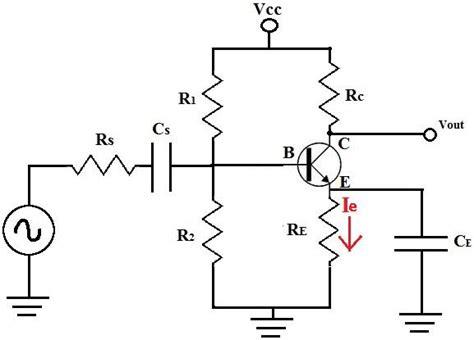 base bias with emitter resistor base emitter shunt resistor 28 images feedback