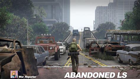 Abandoned Los Santos [Scene] GTA5 Mods.com