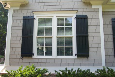black shutter board and batton shutters exterior home design pinterest