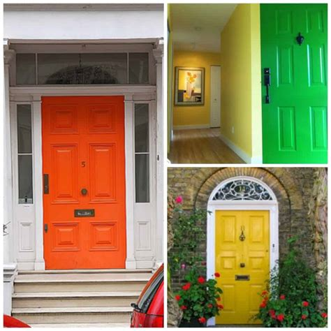 2016 front door colors trends house design
